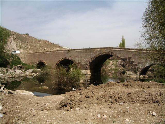 Ankara Yenikent Zagar Köprüsü